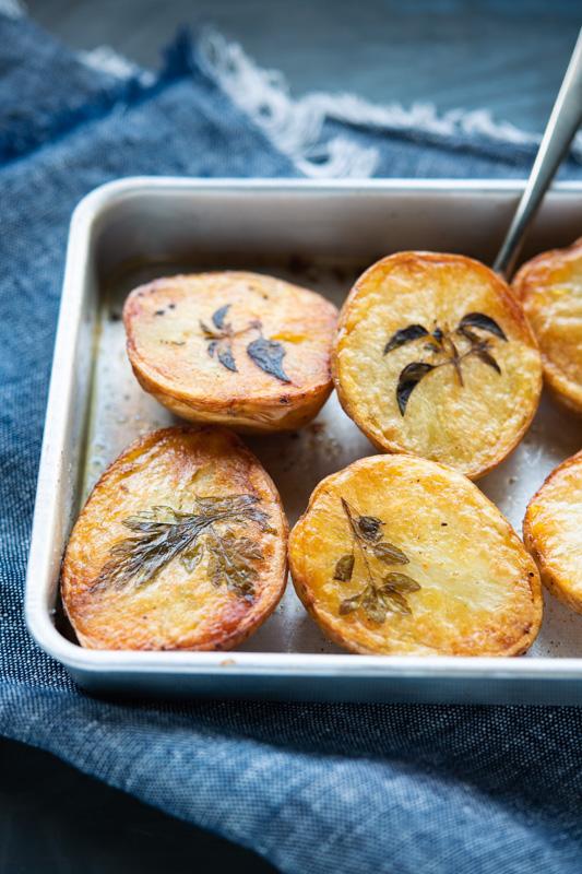 batatas estampadas